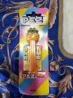 PEZ GARFIELD WITH VISOR MINT on CARD 3.9 over 30 years old.