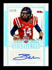 2016 Panini Ole Miss Rebels Collegiate Trading Cards 6