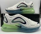 Nike Air Max 720 Bubble Pack Summit White Green Shoes Mens Size CT5229 100