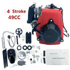 49cc 4 Stroke Pull Start Engine Motor OHV f Mini Pocket Bike Quad Dirt Bike ATV