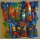 PEZ Emergency Heroes 2003 Complete Set of 12 with rare variations MIB, retired!