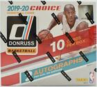2019 20 PANINI DONRUSS CHOICE BASKETBALL HOBBY BOX