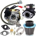 139QMB Carburetor for GY6 50CC 49CC 4 Stroke Scooter Taotao 18mm Intake Manifold
