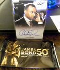 2012 Rittenhouse James Bond 50th Anniversary Series 2 Trading Cards 14
