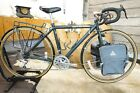 Cannondale ST1000 Road Touring Bike Frame 50cm 3x6 Shimano Deore Pannier USA