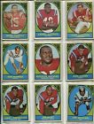 1967 Topps Football Cards 4