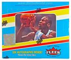 2011 12 UPPER DECK FLEER RETRO BASKETBALL HOBBY BOX LOOK FOR PMG