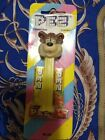 PEZ 1990 BARNEY BEAR MINT ON CARD 3.9 YUGOSLAVIA