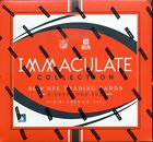 2018 PANINI IMMACULATE FOOTBALL HOBBY BOX FACTORY SEALED (Brand New 1 Box)