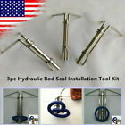 Hydraulic Cylinder Piston Rod Seal Up U cup Installation Tool Prevents Damage US