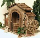 FONTANINI ITALY 5 LED FARMHOUSE NATIVITY VILLAGE BUILDING ACCESSORY 55601 NIB