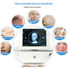 Portable Microneedle Fractional RF Machine Stretch Face Skin Lifting Mark Remove