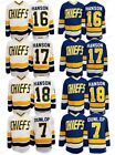 Foil Up with Hanson Brothers Hockey Cards 9