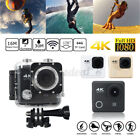 4K Wifi Sports Action Camera DVR Cam HD 1080P 16MP Camcorder Waterproof Tools 1080p 16mp action cam camcorder camera dvr sports waterproof wifi