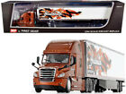 2018 Freightliner Cascadia High Roof Sleeper Cab with 53 Utility Reefer