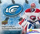 2017 18 Upper Deck ICE Hockey Factory Sealed HOBBY Box-2 AUTO MEM EXQUISITE Card