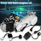 NEW Long Case 150CC 4 Stroke GY6 Auto Moped Scooter Engine Motor 150 CVT  US