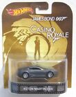 HOT WHEELS RETRO JAMES BOND CASINO ROYALE ASTON MARTIN DBS