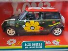 Foxtons 118 Mini Cooper Flower Power Love NEVER OPENED NIB Diecast Model Car