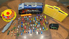 Micro Machines Micro Mini Hot Wheels HUGE LOT Vtg Micro Mini Van City Playset