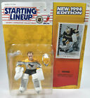 Starting Lineup Sports Superstar Collectibles New 1994 Edition Tom Barrasso NHL