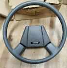 TWO 2 New NOS Genuine Nissan Stanza Steering Wheels 48400 D3202 AND 48400 D3200