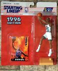 1996 Grant Hill Detroit Pistons Starting Lineup in pkg & Special Basketball Card