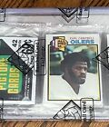 Top 10 Earl Campbell Football Cards 25