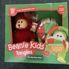Beanie Kids Tangles - The Reindeer Bear & Bo The Bauble Bear - Limited Edition