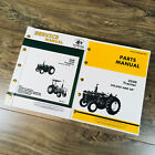 SERVICE PARTS MANUAL SET FOR JOHN DEERE 2240 TRACTOR OWNERS S N350000  UP SHOP