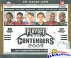 Top 50 Singles from 2009 Playoff Contenders Football 6
