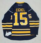 Jack Eichel Signs Exclusive Autograph Card Deal with Leaf 19