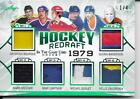 2020-21 Leaf In the Game Used Hockey Cards 43