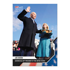 2020 Topps Now Election Trading Cards - Inauguration Print Runs 7