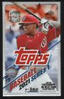 IN STOCK 2021 Topps Series 1 Baseball Sealed Hobby Box 24 Packs + 1 Silver Pack
