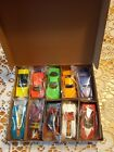 Hot Wheels Limited Edition Revealers 10 Sports Car Set Blue Token Prize 164 NIB