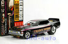 AUTOWORLD 1972 FORD MUSTANG TROJAN HORSE NHRA FUNNY CAR 1 18 MODEL CAR AW1122