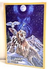 FX Schmid Jigsaw Puzzle 1000 Piece Sacred Connection 1992 Native New Vintage USA
