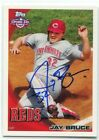 Jay Bruce Cards, Rookie Cards and Autographed Memorabilia Guide 12