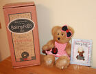 Boyds Bears 2013 Baking Collectors Club Kit New Plush Resin Magnet