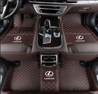 Fit For Lexus 1986-2021 All Models Luxury Custom Waterproof Car Floor Mats