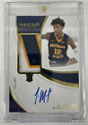 2020-21 Panini National Treasures Collegiate Basketball Cards - Checklist Added 24