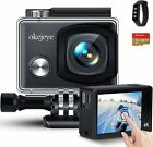 4K Action Camera OK800 Native 50fps 24MP Touch Screen 40M Waterproof + 32GB SD