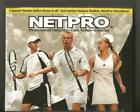 2003 Tennis NetPro Hobby Box Factory Sealed. Premier Edition. RARE. ROOKIES.
