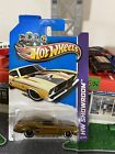 Hot Wheels Super Treasure Hunt 73 FORD FALCON XB with REAL RIDERS from 2013