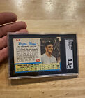 Roger Maris SGC 1.5 Post Cereal Hand Cut 1962 Vintage Collector Card Man Cave