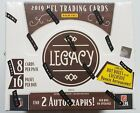 2019 Panini Legacy Football Factory Sealed Hobby Box