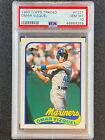 1989 Topps Traded Omar Vizquel PSA 10 Seattle Mariners Cleveland Indians