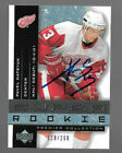 Pavel Datsyuk Cards, Rookie Cards and Autographed Memorabilia Guide 30