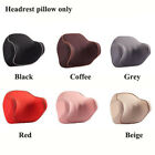 Neck Pillow Lumbar Back Support Car Seat Office Home Chair Cushion Memory Foam